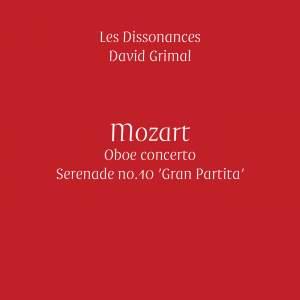 Mozart: Oboe Concerto & 'Gran Partita'