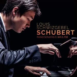 Schubert: Piano Sonatas, D. 845 & 958
