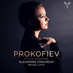 Prokofiev: Violin and Piano Sonatas