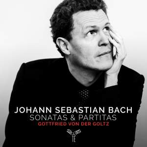 JS Bach: Sonatas & Partitas for solo violin
