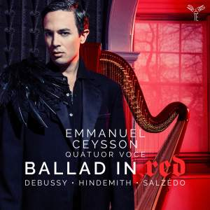 Ballad in Red - Works for Harp