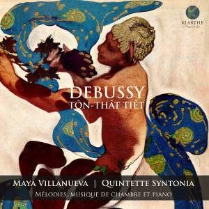 Debussy – Tôn-Thât Tiêt
