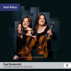 Hindemith: Complete Sonatas for Viola Solo