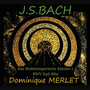 J.S. Bach: Das Wohltemperierte Klavier I, BWV 846-869 Product Image