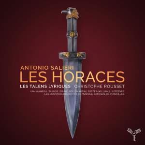 Salieri: Les Horaces