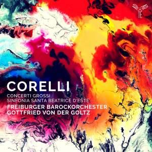 Corelli: Concerti Grossi & Sinfonia to Santa Beatrice d'Este Product Image