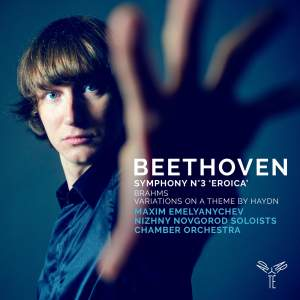 Beethoven: Symphony No. 3 & Brahms: Variations on a Theme by Haydn Product Image
