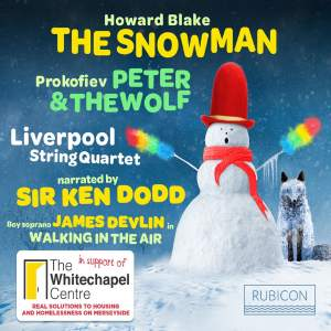 Howard Blake: The Snowman & Prokofiev: Peter & The Wolf Product Image