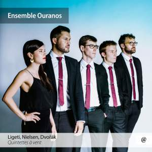 Ligeti, Nielsen & Dvorak: Woodwind Quintets