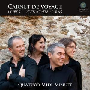 Carnet de voyage, Livre 1, Beethoven & Cras Product Image