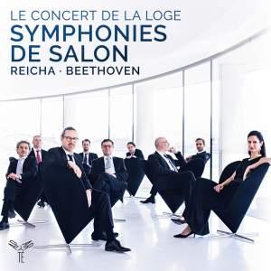 Reicha: Grande Symphonie de Salon & Beethoven: Septet, Op. 20 Product Image
