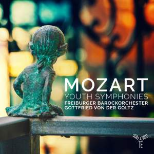 Mozart: Youth Symphonies Product Image