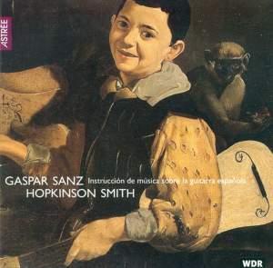 Sanz: Instruccion de musica sobre la guitarra espanola