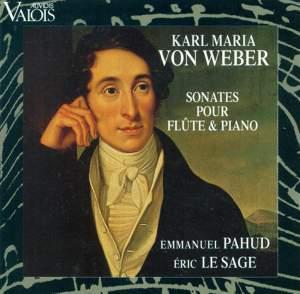 Weber: Flute Music