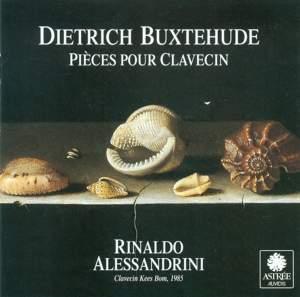 Buxtehude: Pièces pour clavecin
