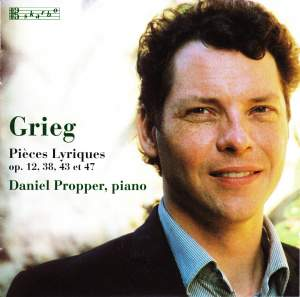 Grieg - Lyric Pieces Volume 1