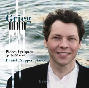 Grieg - Lyric Pieces Volume 2