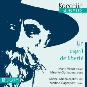Koechlin: Sonatas Product Image