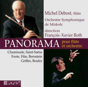 Various Composers: Panorama for Flute and Orchestra