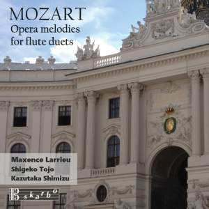 Mozart: Opera Excerpts (Arr. for Flute Duo)