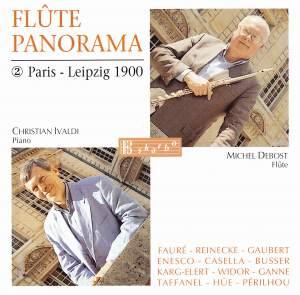 Flute Panorama: Paris-Leipzig 1900