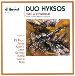 Duo Hyksos: Flutes and Percussions Product Image