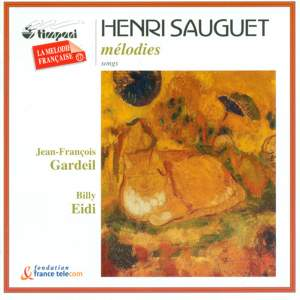 Sauguet: Songs Product Image