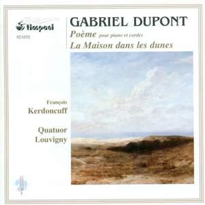 Dupont: Poeme / La Maison dans les dunes Product Image