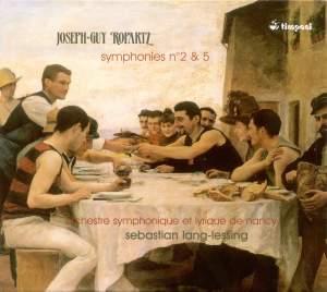 Ropartz: Symphonies Nos. 2 & 5 Product Image