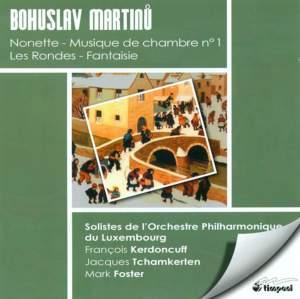 Martinu: Chamber Music Product Image