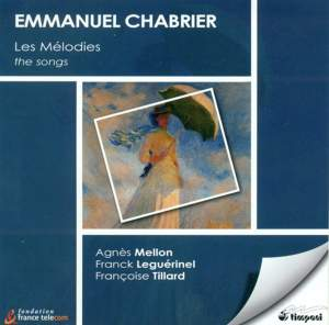 Chabrier: Complete Songs