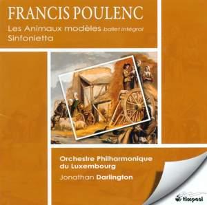 Poulenc: Les Animaux Modeles - Sinfonietta Product Image