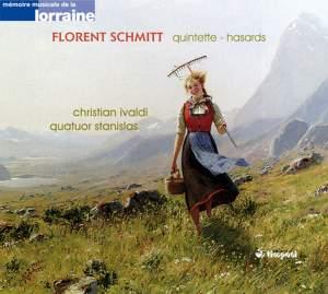 Schmitt - Piano Quintet & Hasards