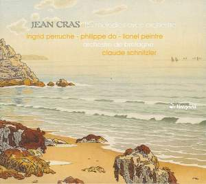 Jean Cras: Songs with Orchestra Product Image