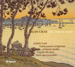 Jean Cras: Music for Flute, Harp and String Trio Product Image
