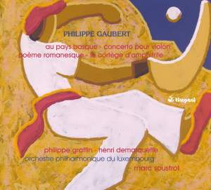 Philippe Gaubert: Works for Orchestra Volume 3