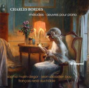 Charles Bordes: Mélodies Volume 2 Product Image