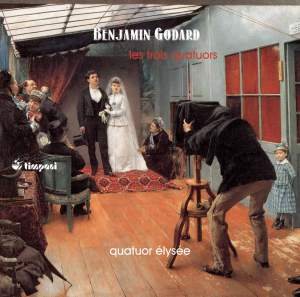 Benjamin Godard: The 3 String Quartets