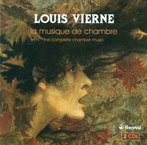 Vierne: Complete Chamber Music Product Image