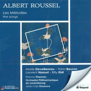 Roussel: Complete Songs Product Image
