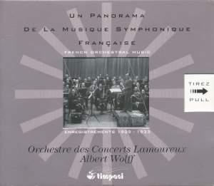 Orchestre Des Concerts Lamoureux: French Orchestral Music