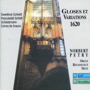 Gloses & Variations 1620