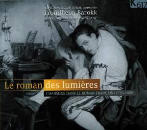 Le roman des lumières 1750-1800