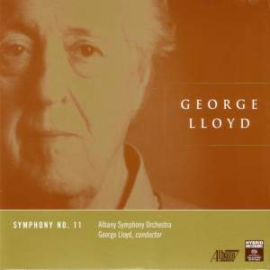 Lloyd, G: Symphony No. 11 Product Image