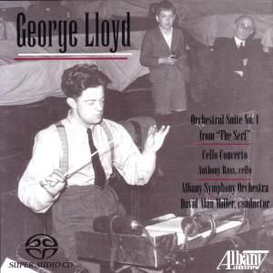 George Lloyd: Cello Concerto Product Image