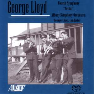 """Lloyd, G: Symphony No. 4 """"Arctic"""""""