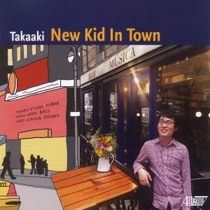 Takaaki: New Kid in Town