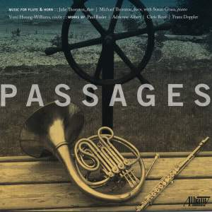 Passages: Music for Flute & Horn