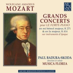 Mozart - Piano Concertos Nos. 9 & 12