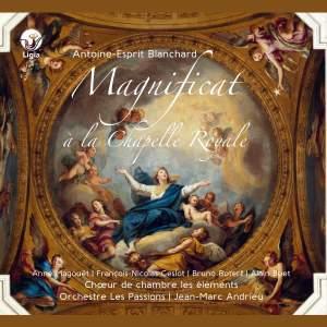Blanchard: Magnificat à la Chapelle Royale